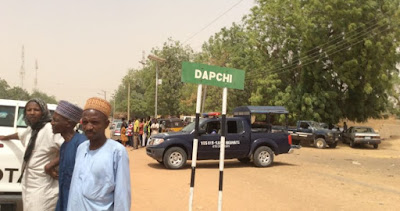 Dapchi Girls Released Through Back Door Negotiations By DSS