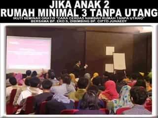Jadwal Seminar Bapak Cipto Junaedy Mei 2016 Bandung