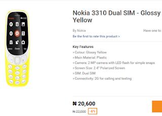 new-nokia-3310-price