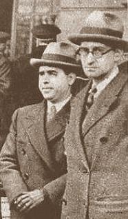 Francesc Armengol Burgués y Ricard Guinart Cavallé