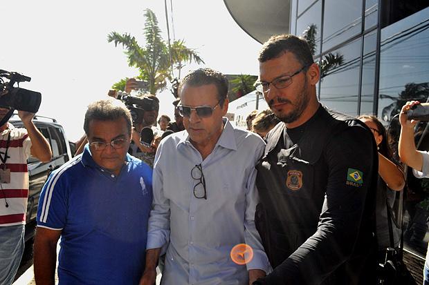 PF prende ex-ministro Henrique Eduardo Alves