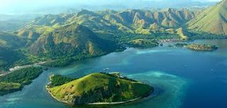 obyek wisata pulau komodo nusa tenggara timur