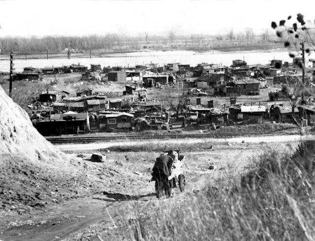 Fotografías asentamientos Hooverville