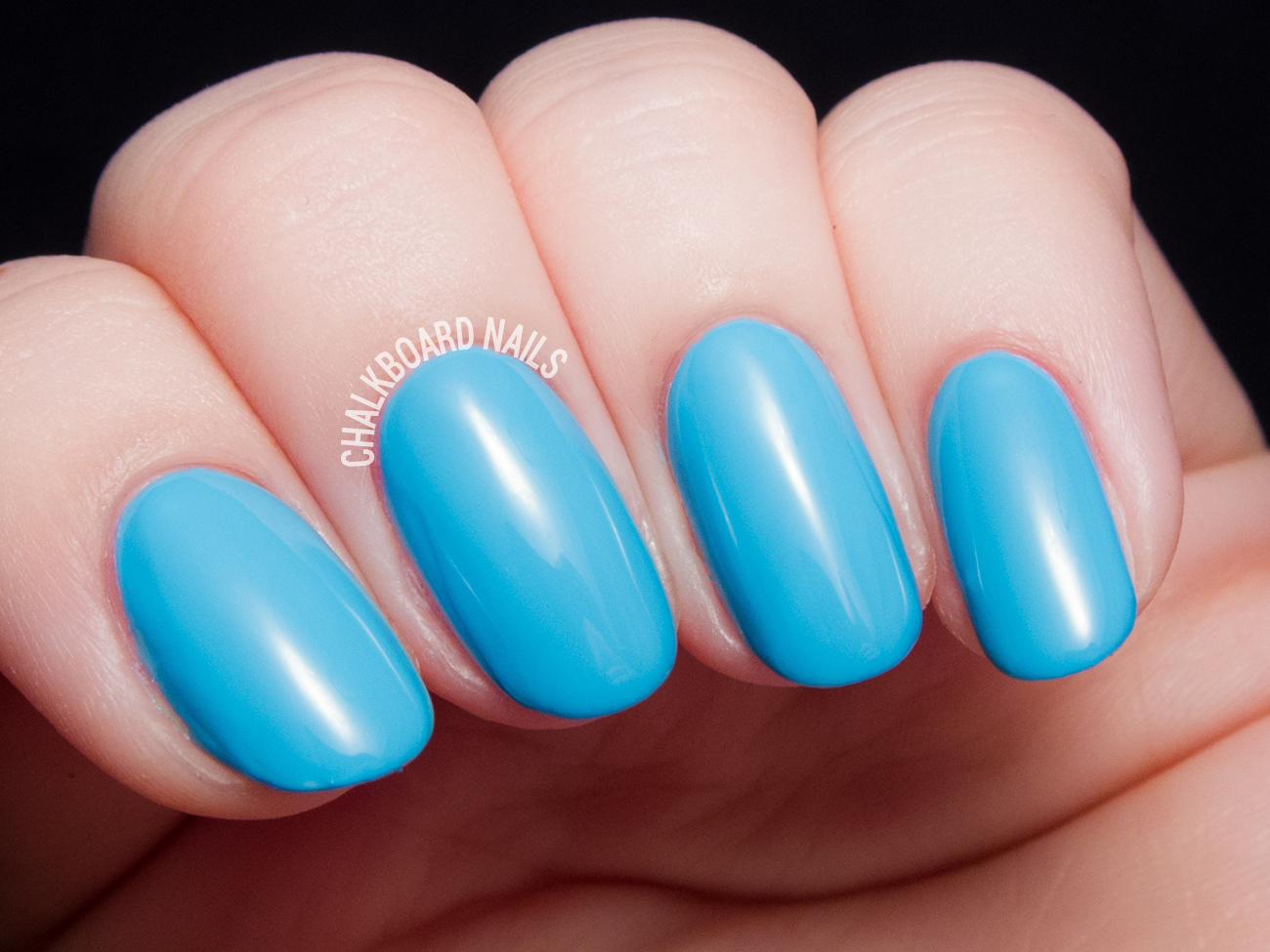 China Glaze UV Meant to Be via @chalkboardnails