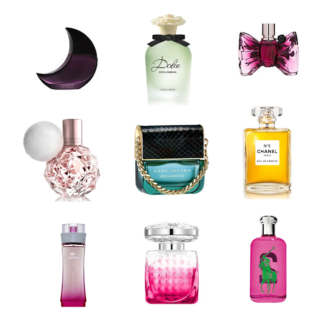 Womens Perfume Gift Guide | Seasonal