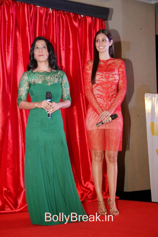 Bruna+13, Bruna Abdullah Hot HD Pics At Uddanchoo Music Launch