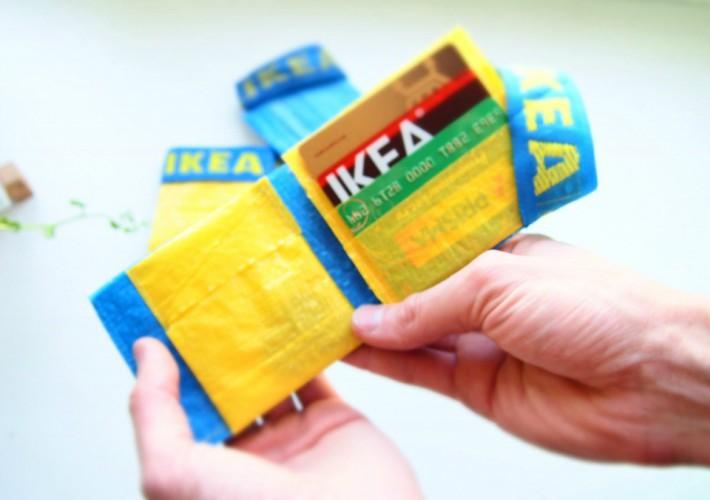IKEAHACKERS: 5 DIY con la bolsa azul de IKEA