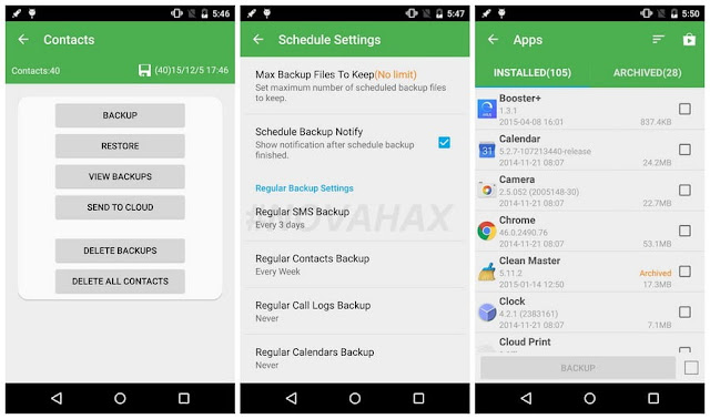 Super Backup Pro Apk Free Download