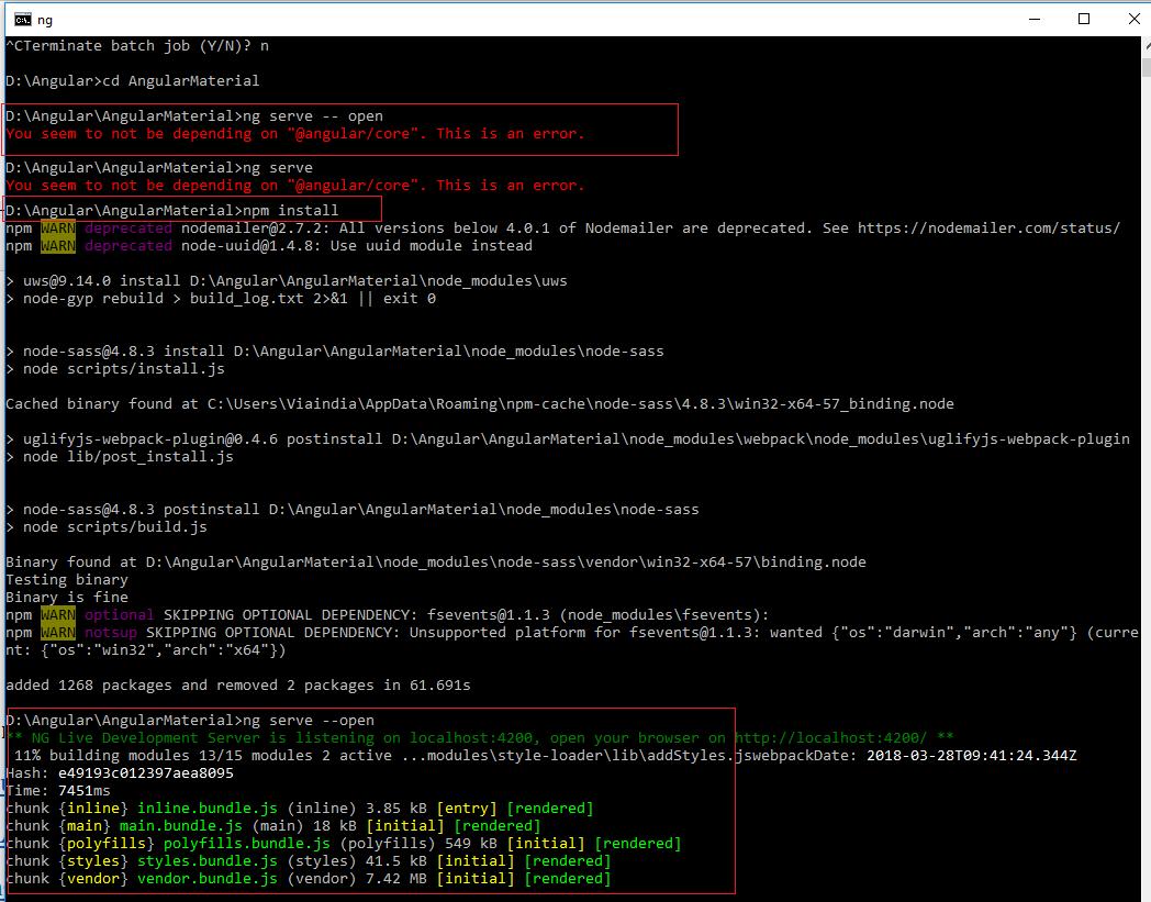 Install node sass angular 6 | Peatix