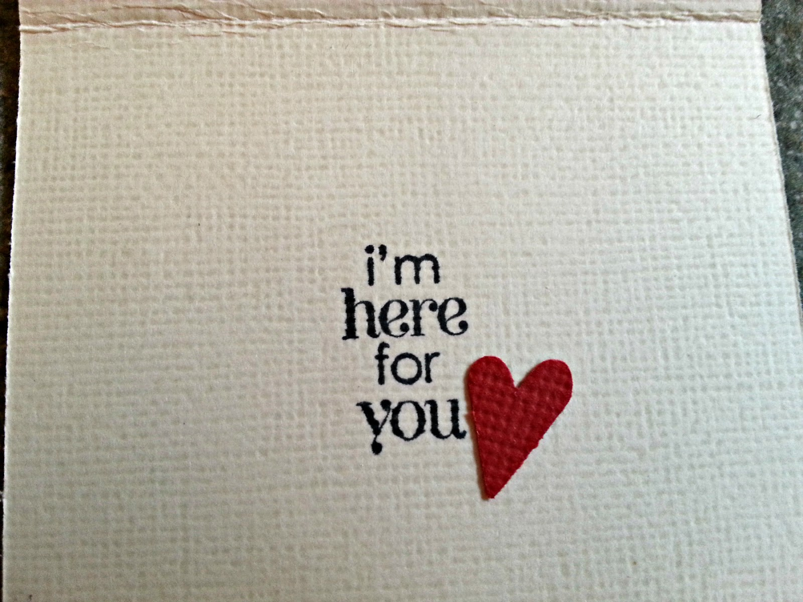 I Am Always Here For You Quotes