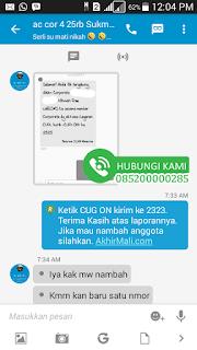 DATA DIREKAP terima kasih mohon melapor saat mendapatkan SMS tergabung komunitas CUG dan pantau BBM kami MALIECUG AkhirMali.com hingga orderan SUKSES serta screenshot orderan ini