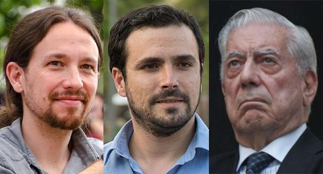 Iglesias, Garzón y Llosa