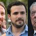 Iglesias y Garzón responden a Vargas Llosa
