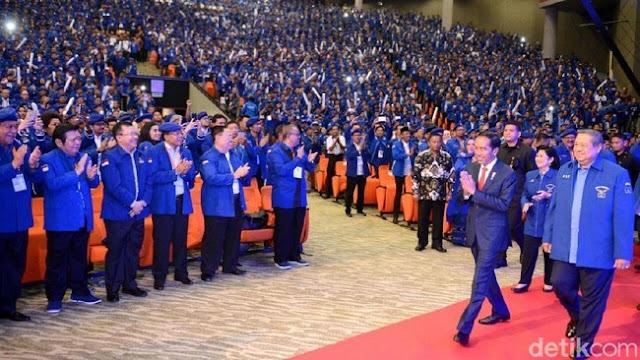 Kalau Prabowo Lebih Sreg Setan Gundul, Partai Demokrat akan Memilih Jalan Sendiri