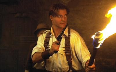 Travis Simpkins: The Mummy Returns (2001): Brendan Fraser ...