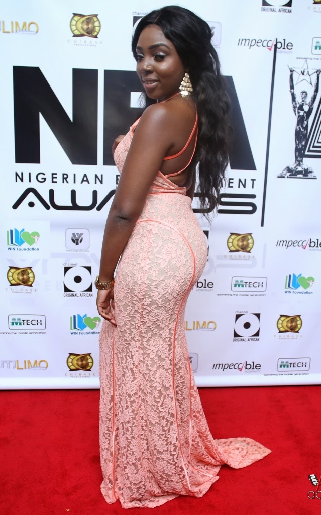 P67A9851 Red carpet photos from 2014 Nigeria Entertainment Awards