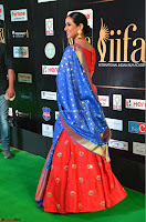 Priya Shree in Beautiful Blue Saree at IIFA Utsavam Awards 2017  Day 2    HD Exclusive Pics 11.JPG