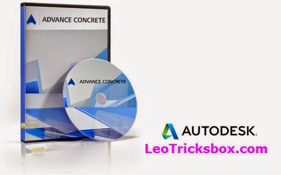 PC Software : Autodesk Advance Concrete 2015 + Crack
