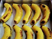 Resep Banana Cake Kukus Sederhana