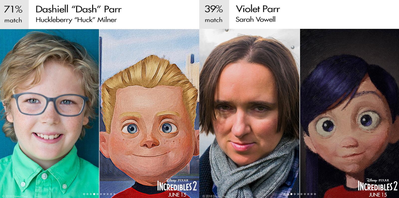 Wilbur Face Paint