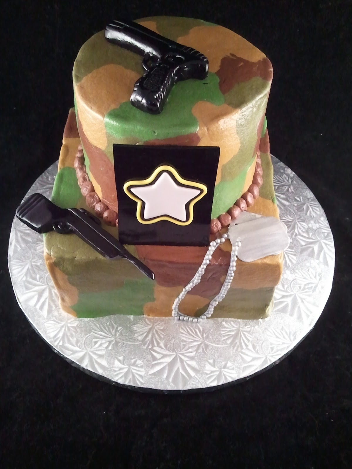 Sugar Amp Spice Sweets Army Cake