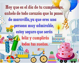 Feliz Cumpleaños Deseos 6