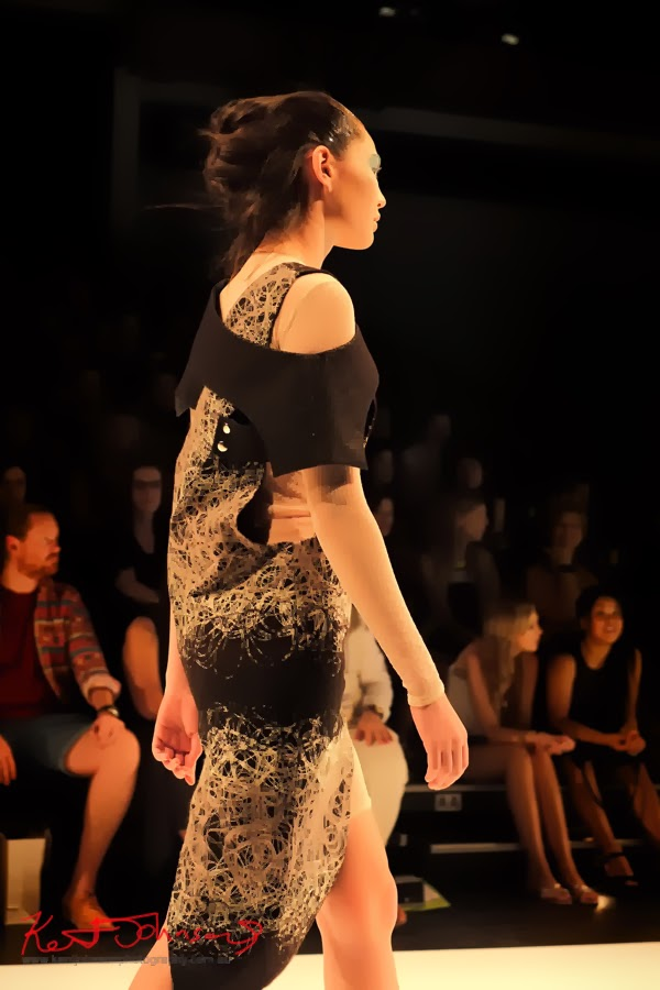 Ngoc Thuy Phung, New Byzantium : Raffles Graduate Fashion Parade 2013 - Photography by Kent Johnson.