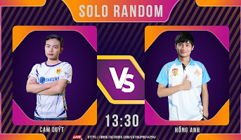 Solo Random - Hồng Anh vs. Cam Quýt - 26/10/2020