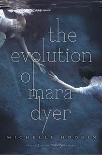 https://www.goodreads.com/book/show/12950372-the-evolution-of-mara-dyer