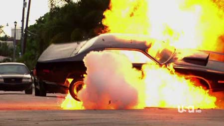 1973 Dodge Charger - Burn Notice - Cool Cars in Movies  1973 Dodge Char...