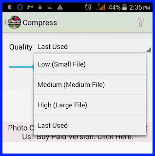 image size kam kare photo compress se