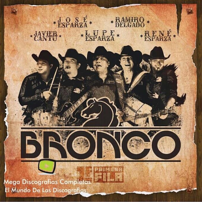 Descargar Discografia: Grupo Bronco