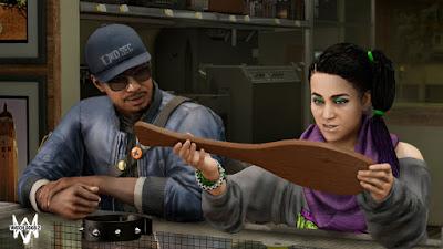 Usuarios de PS4 ya pueden descargar el nuevo DLC de Watch Dogs 2