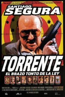 descargar Torrente, el brazo tonto de la ley en Español Latino