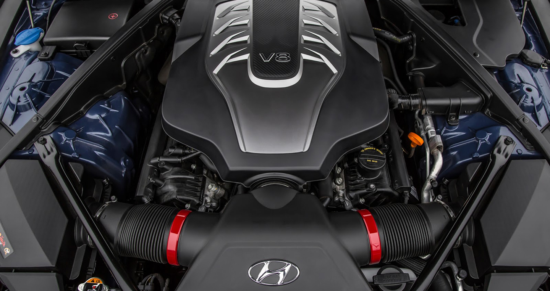 genesis g90 Video Hyundai Genesis G90 động cơ 5.0 lít màu Đen 2015 Hyundai Genesis V8 engine