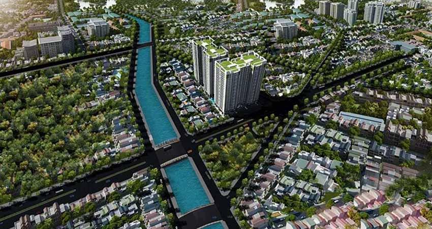 Dự án chung cư 176 Định Công