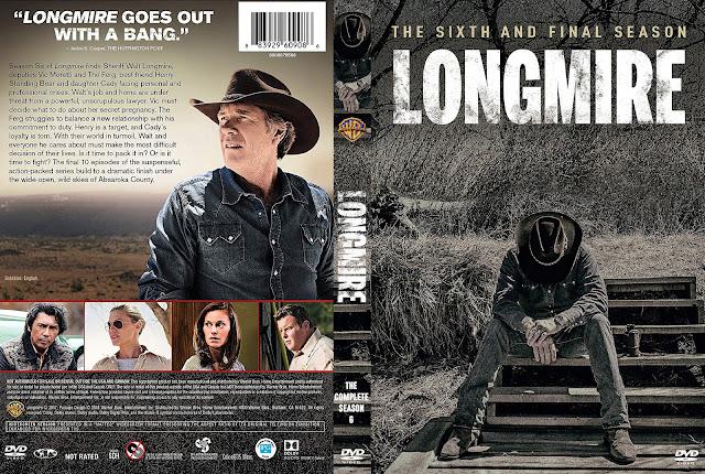 Longmire Season 6 DVD