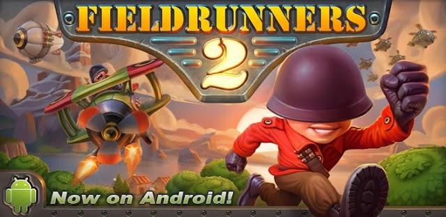 Fieldrunners 2 Unlimited Money v1.1 APK