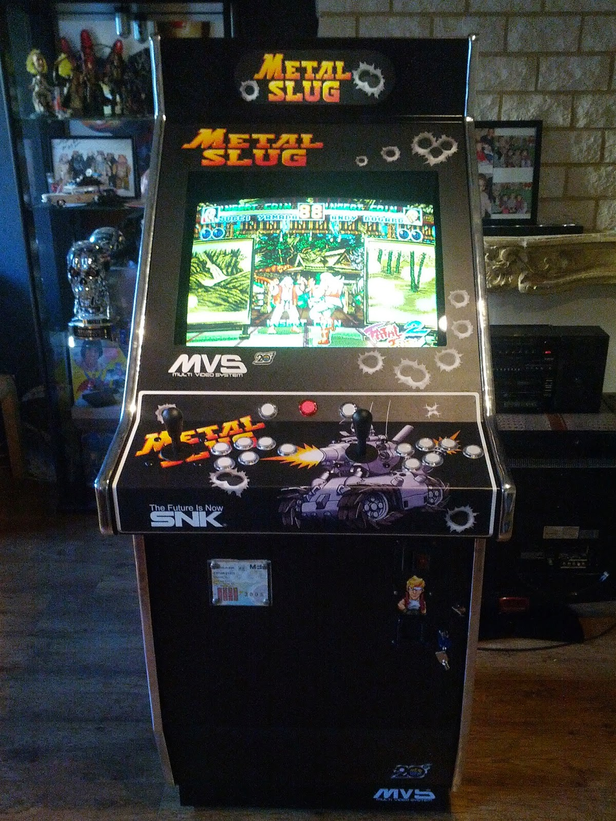 borne arcade 6 ou 8 boutons