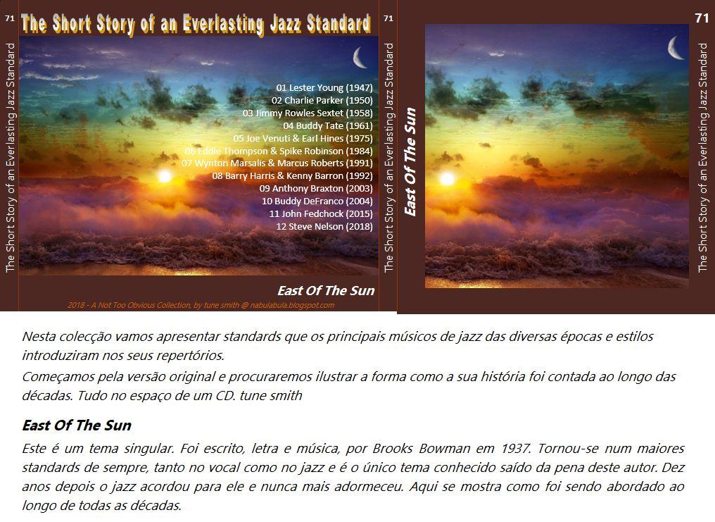 na Bula Bula com: The Short Story Of An EVERLASTING Jazz Standard 071