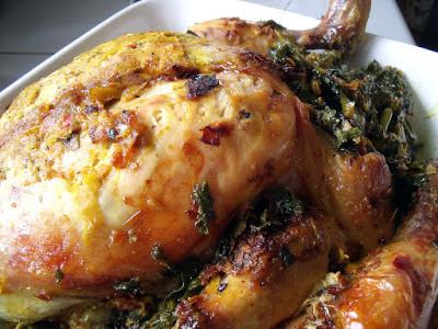 Resep Ayam Bakar Betutu