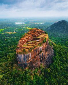 Finding Asgard in Sri Lanka