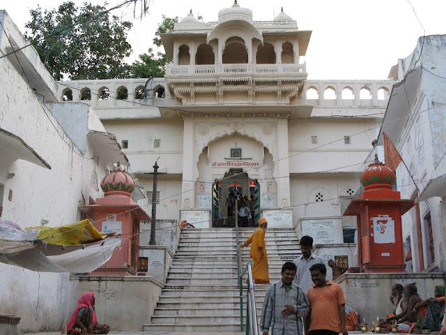 Brahma Temple, Pushkar , Ajmer ,Rajasthan