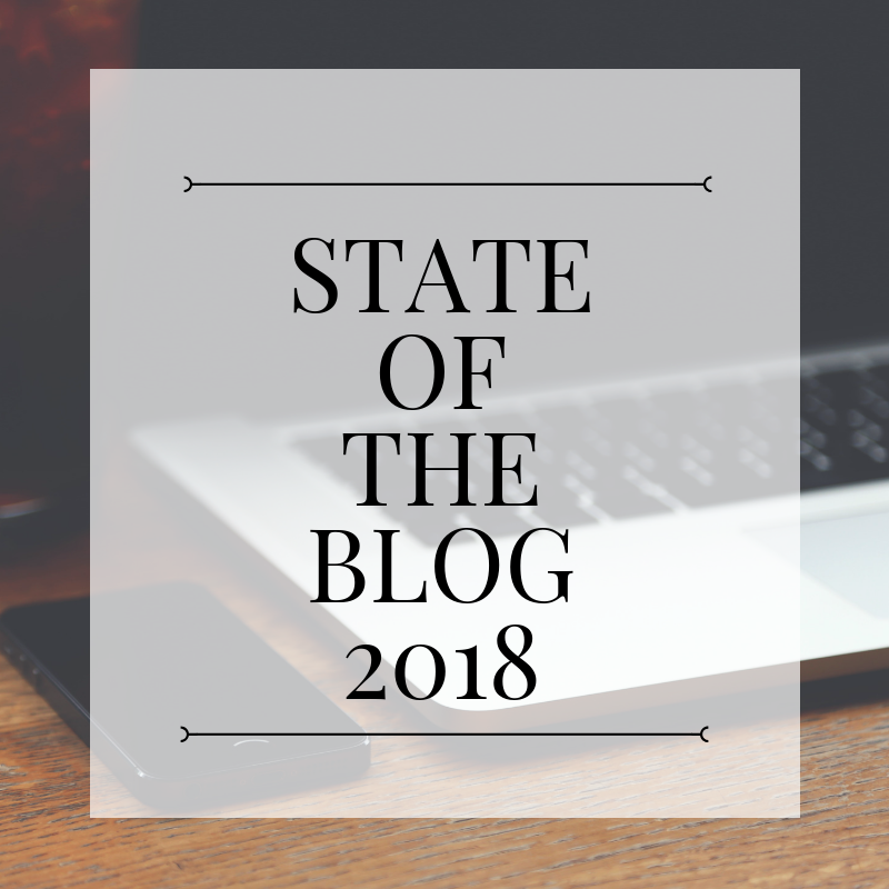 The Fitness Gypsy - State of the Blog 2018