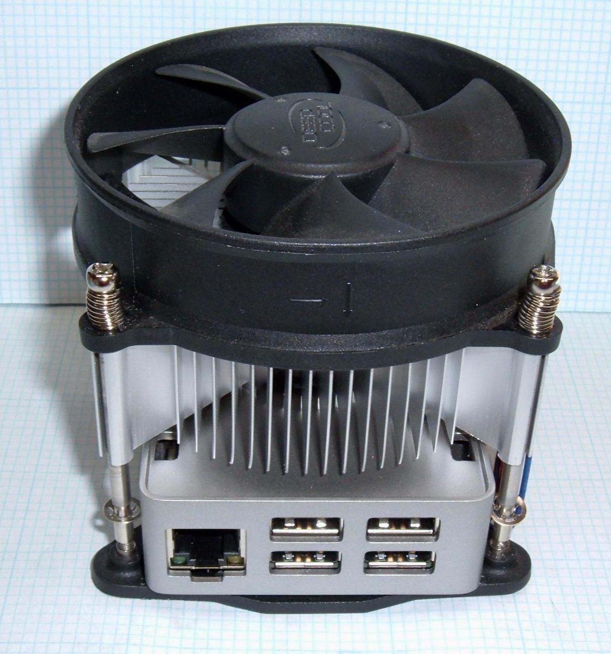 Syonyk's Project Blog: Raspberry Pi 3B+: The FLIRC Case