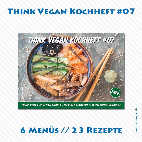 Think Vegan Kochheft #07
