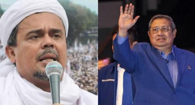 Yenny Wahid Bukan Variable Pilpres, Tokoh Yang Menentukan Itu SBY dan HRS