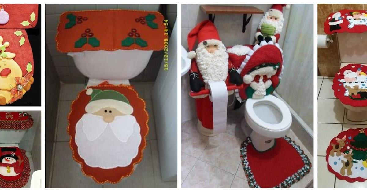 Resultado de imagen para juego de baño para navidad