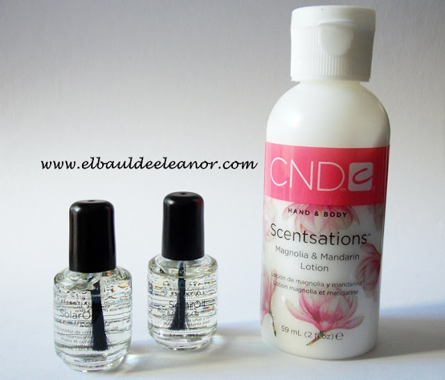 CND Scentsations Solar oil