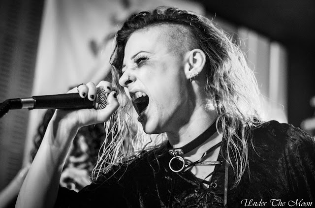 Ladies of Metal: Vanja Obscure (Martyrium), Ladies of Metal, Vanja Obscure, Martyrium